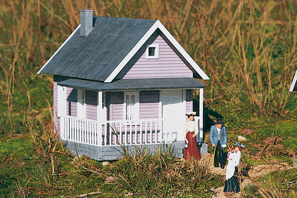 62226 Uncle Sams Farmhouse, Building Kit (G-Scale)