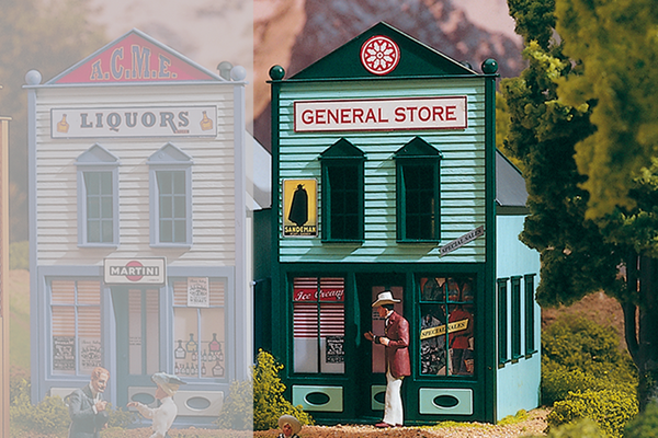 62234 General Store, Building Kit (G-Scale)