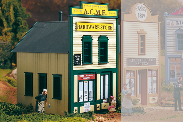 62236 ACME Hardware Store, Building Kit (G-Scale)