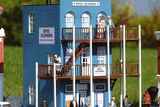 62260 California Hotel, Building Kit (G-Scale)