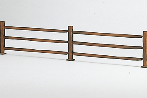 62280 Split Rail Fence (G-Scale)