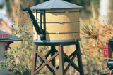 62701 Old West Water Tower Built-Up Building (G-Scale)