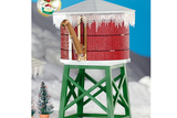 62702 North Pole Water Tower Built-Up Building (G-Scale)