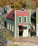 62714 River City Squires' Livery Built-Up Building (G-Scale)