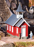 62717 River City School House Built-Up Building (G-Scale)