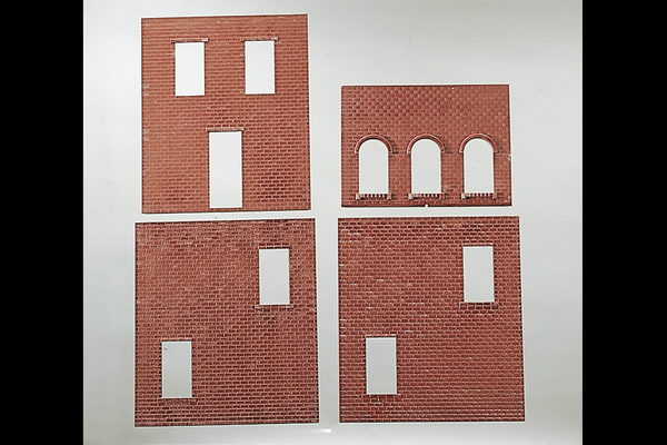 62809 Components: Stone Walls (G-Scale)