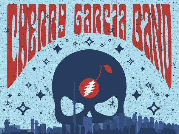 Cherry Garcia Band Posters