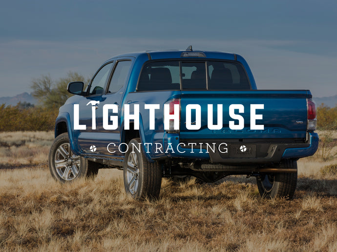 Lighthouse Contracting Logo