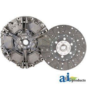 A&I Products ORGANIC CLUTCH ASY 11FIAT PART NO: A-TX17247