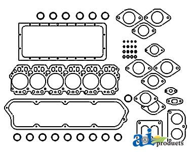 A&I Products GASKET SET OVERHAUL PART NO: A-1940053