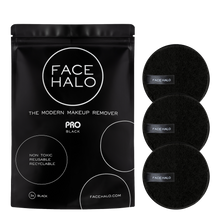 Halloween Face Halo Makeup Remover - Pack of 3