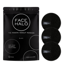 Face Halo Makeup Remover - Pack of 3