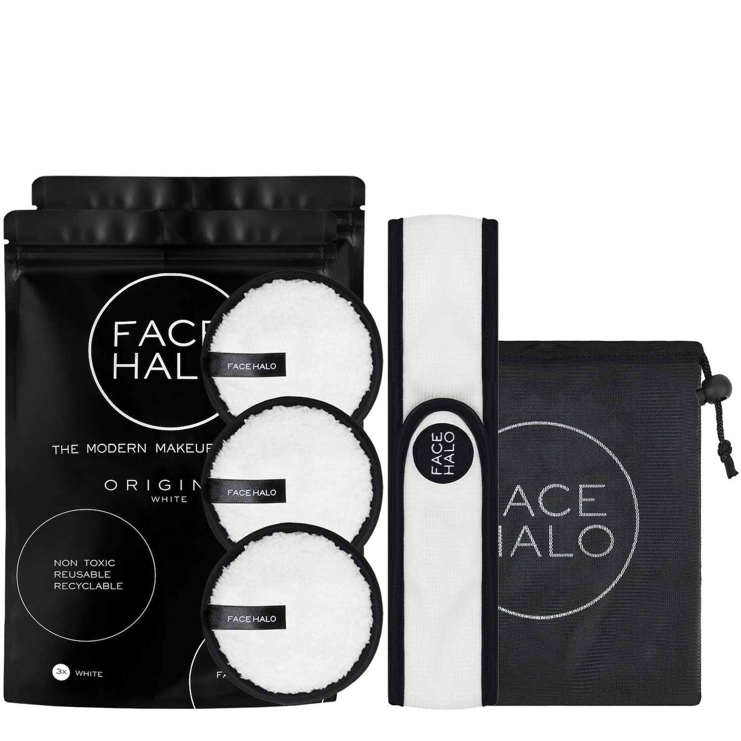 Face Halo BFF Bundle - Original