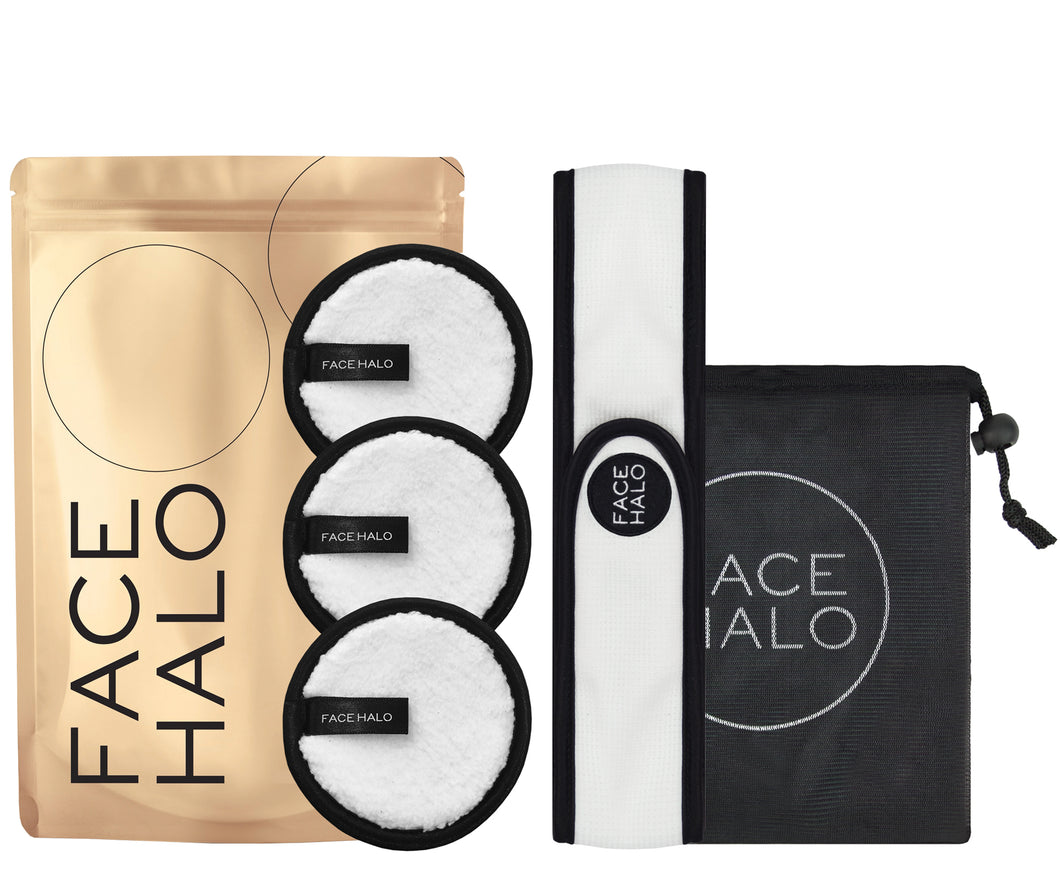 FACE HALO HOLIDAY PACK