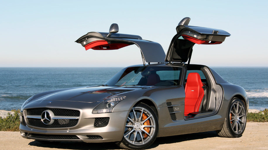 HyperFastCars Tune for Mercedes SLS AMG GT 2010-
