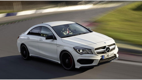 HyperFastCars Tune for Mercedes CLA 45 AMG 2013+