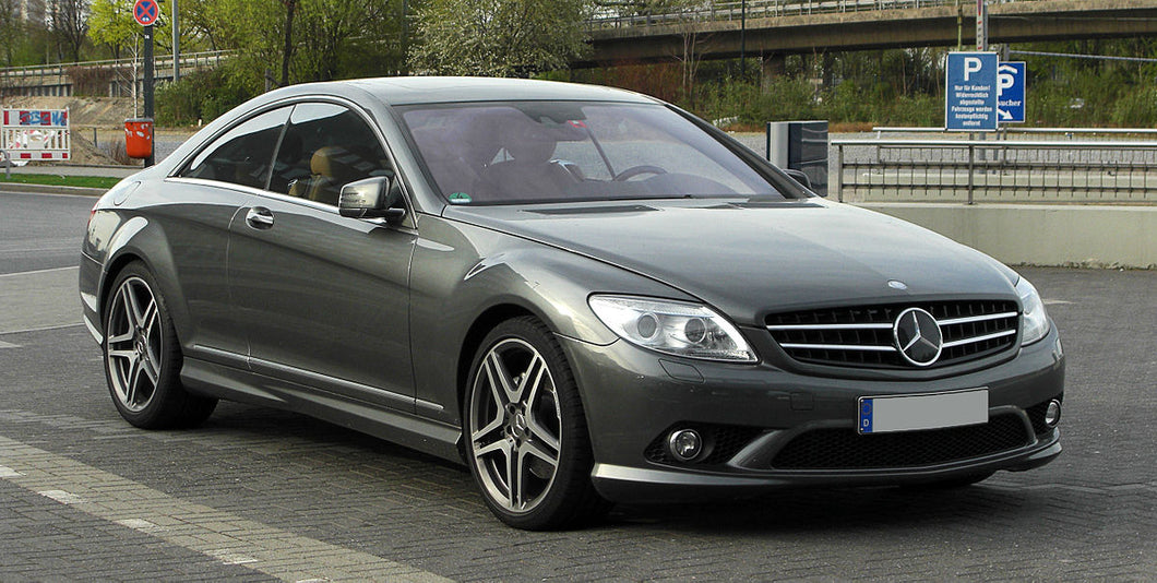 HyperFastCars Tune for Mercedes CL600 AMG 2010+