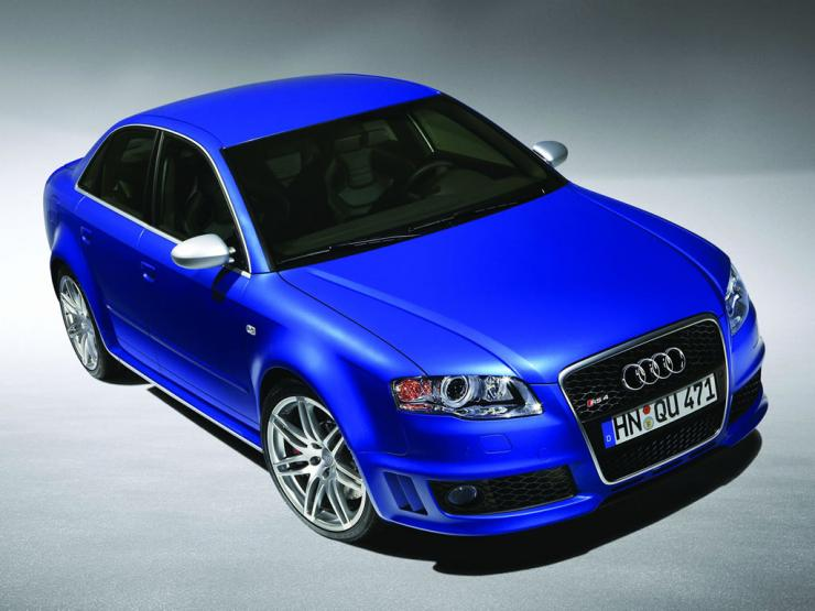 HyperFastCars Tune for Audi RS4