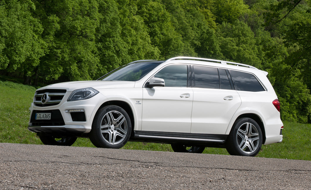 HyperFastCars Tune for Mercedes GL63 AMG 2012+