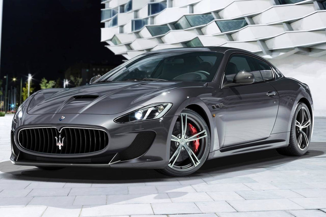 HyperFastCars Tune for Maserati GranTurismo