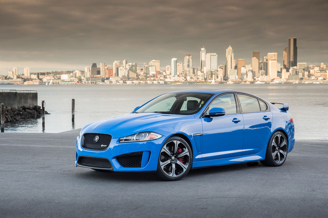 HyperFastCars Tune for Jaguar XFR-S