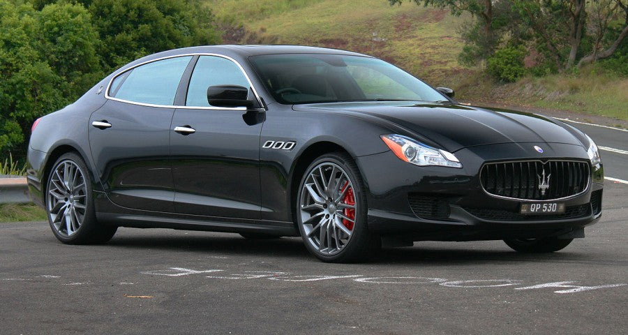HyperFastCars Tune for Maserati Quattroporte