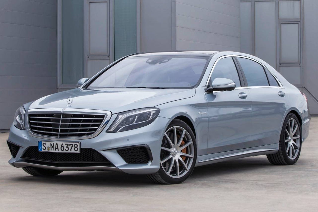 HyperFastCars Tune for Mercedes S 600 2013+