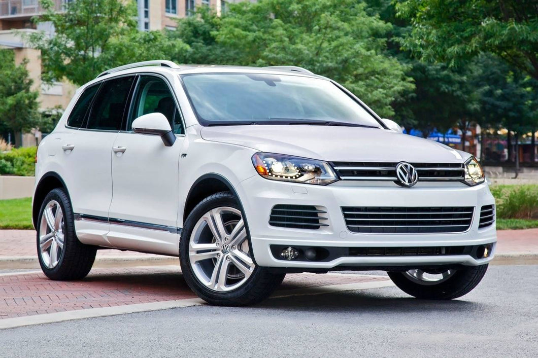 HyperFastCars Tune for VW Touareg