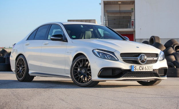 HyperFastCars Tune for Mercedes C63 AMG 2014+