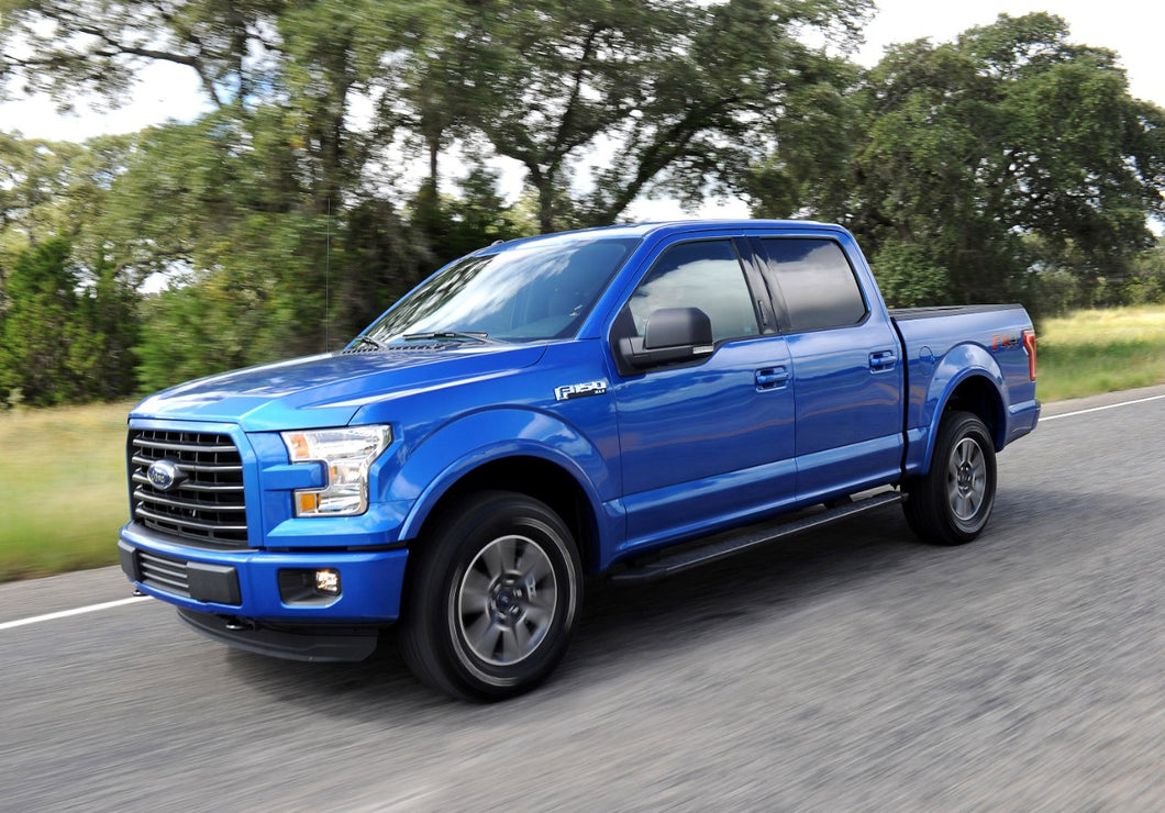 HyperFastCars Tune for Ford F-150 2.7L
