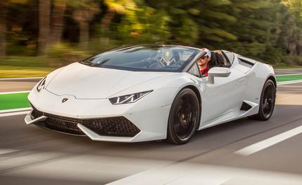 HyperFastCars Tune for Lamborghini Huracan LP610