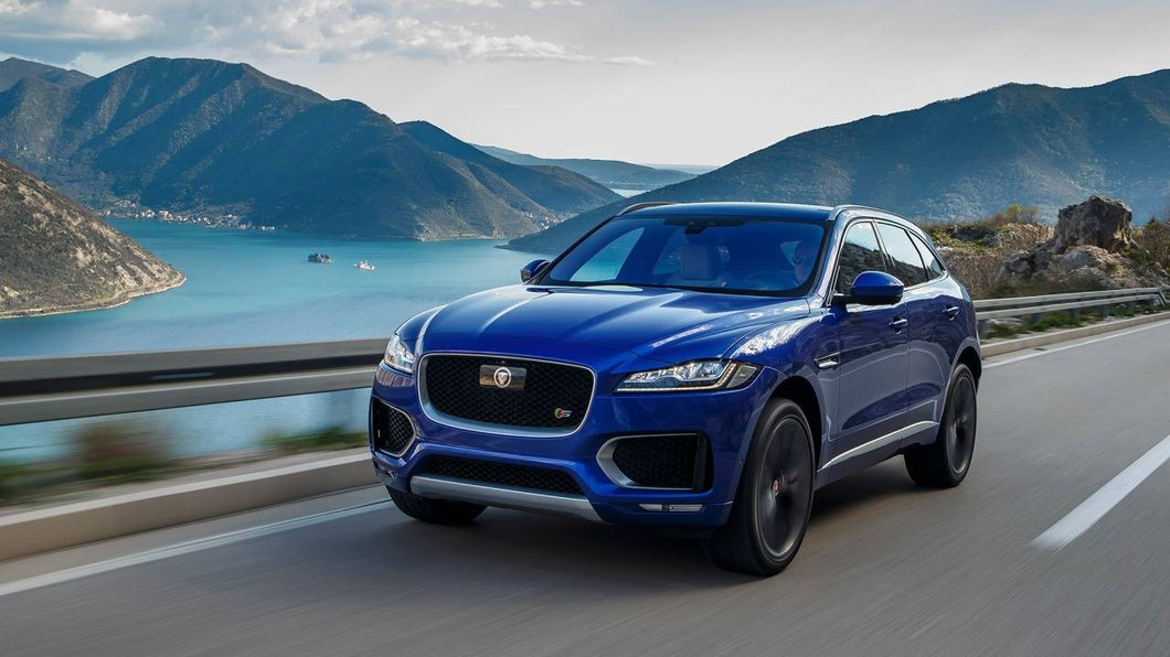 HyperFastCars Tune for Jaguar F-Pace