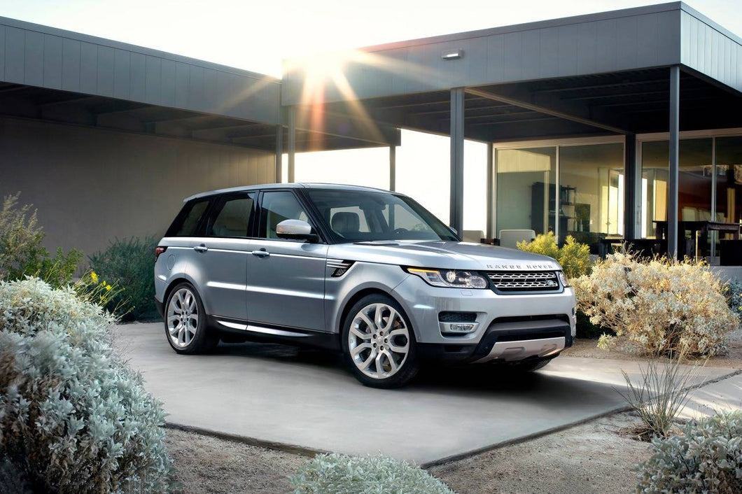 HyperFastCars Tune for Range Rover Sport 3.0L