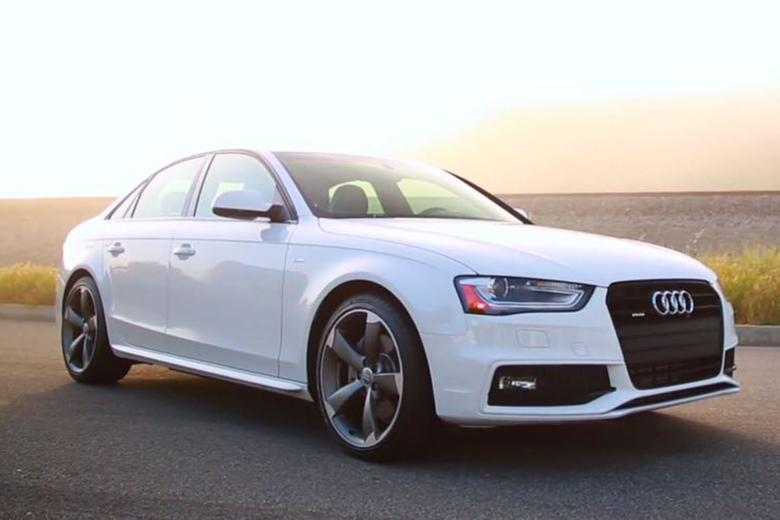 HyperFastCars Tune for Audi A4