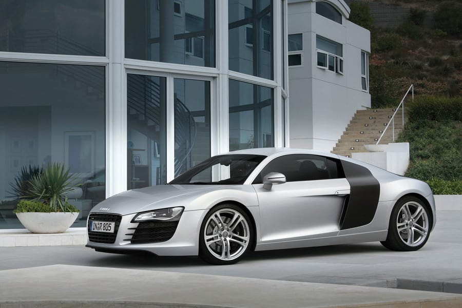 HyperFastCars Tune for Audi R8 V8