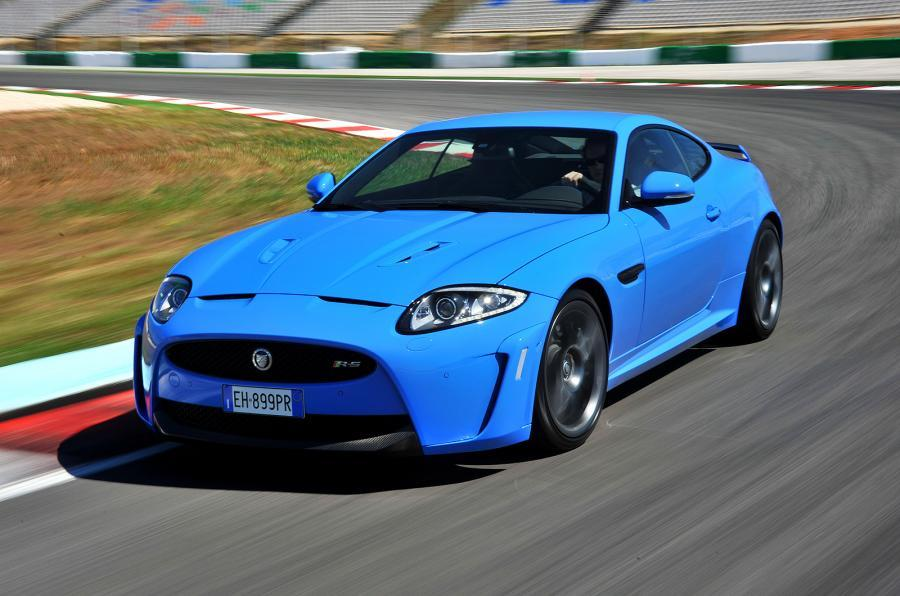 HyperFastCars Tune for Jaguar XKR-S