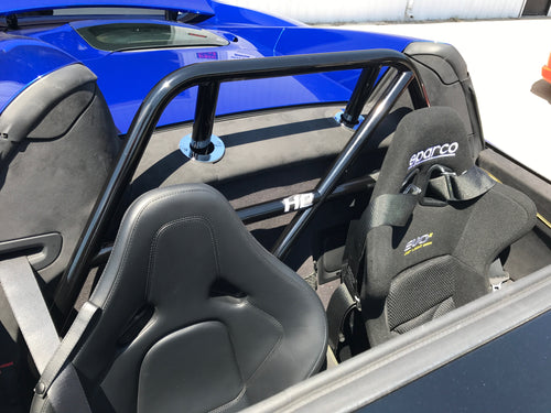 HYPERCAR 4-Point Roll Bar for McLaren Spider