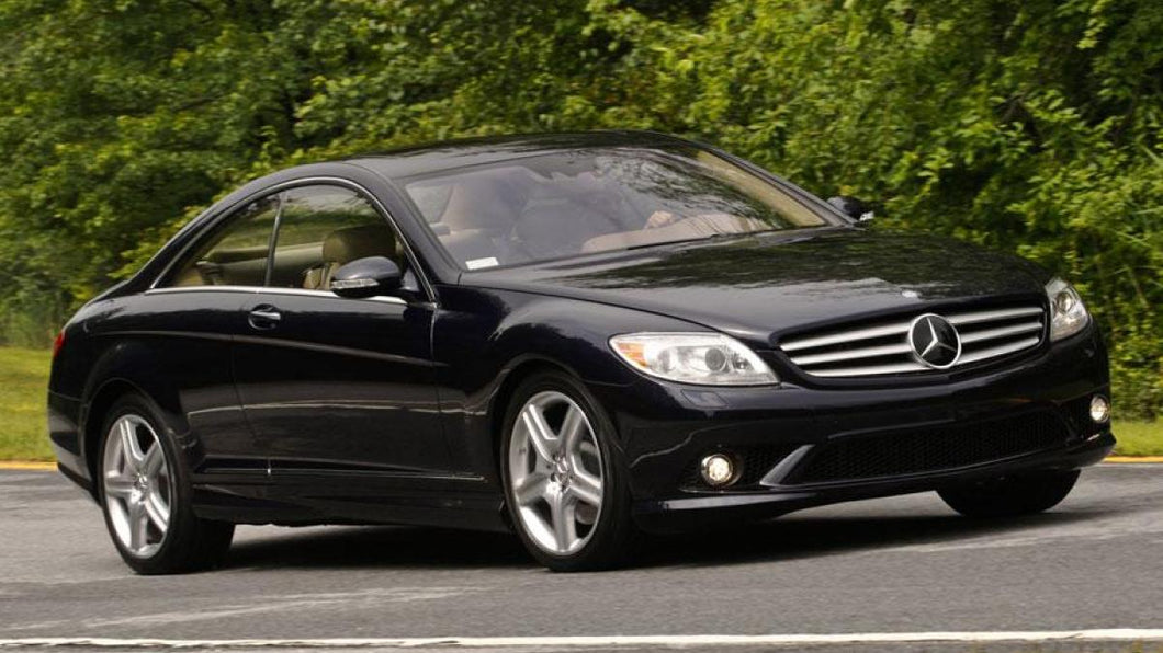 HyperFastCars Tune for Mercedes CL550 2010-