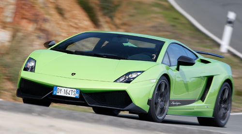 Lamborghini Gallardo LP570-4 HyperFastCars Tune