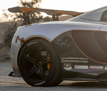Carbon Fiber GTR-Style Raised Active Airbrake