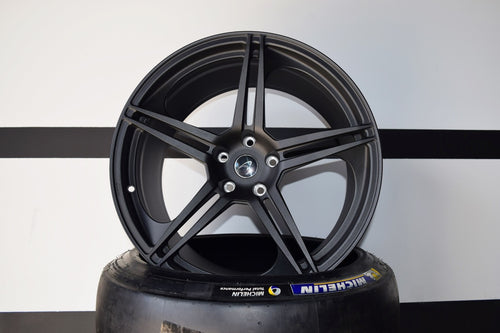 HyperCar Development HYPER-LITE Dual 5 Spoke Forged McLaren Wheels