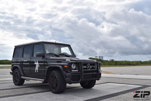 HyperFastCars Pop and Bang Tune for Mercedes G500/G550/G63/G65