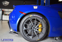 HyperCar Development HYPER-LITE 10 Spoke Forged McLaren Wheels
