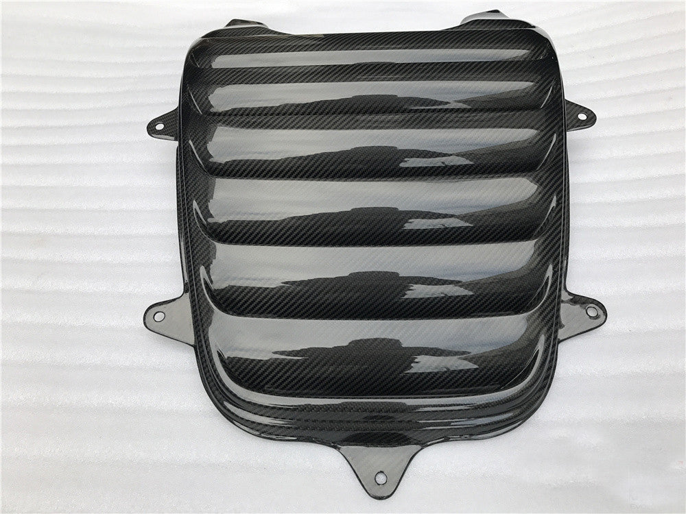 McLaren MP4-12C/650S Carbon Fiber Armadillo Cover
