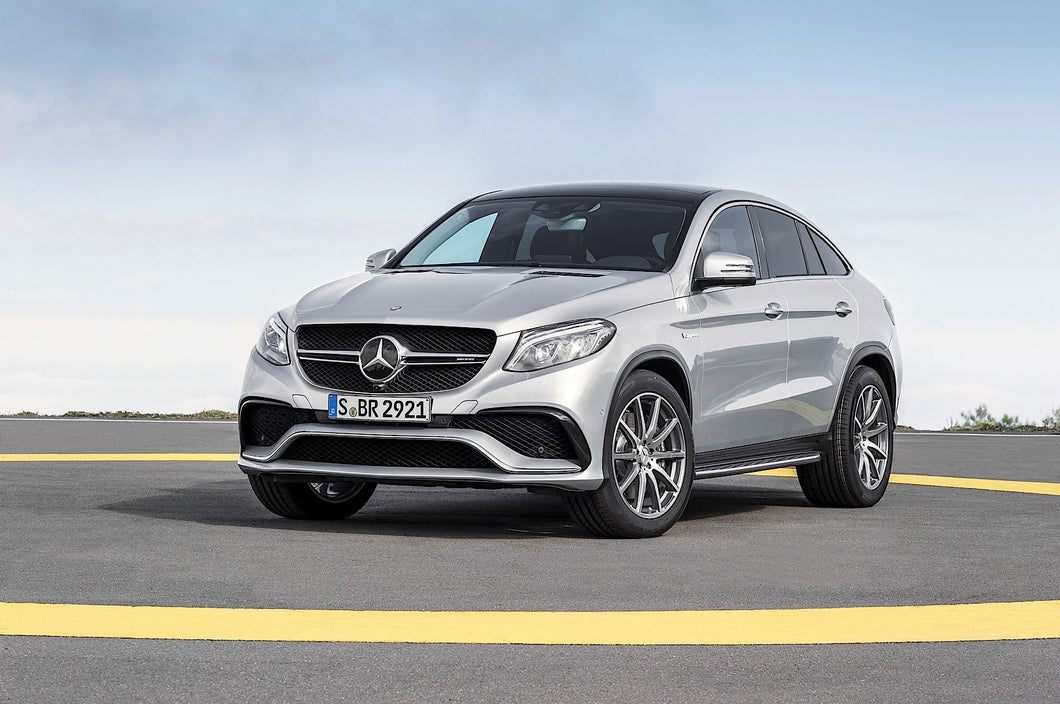 HyperFastCars Tune for Mercedes GLE 45 AMG 2015+