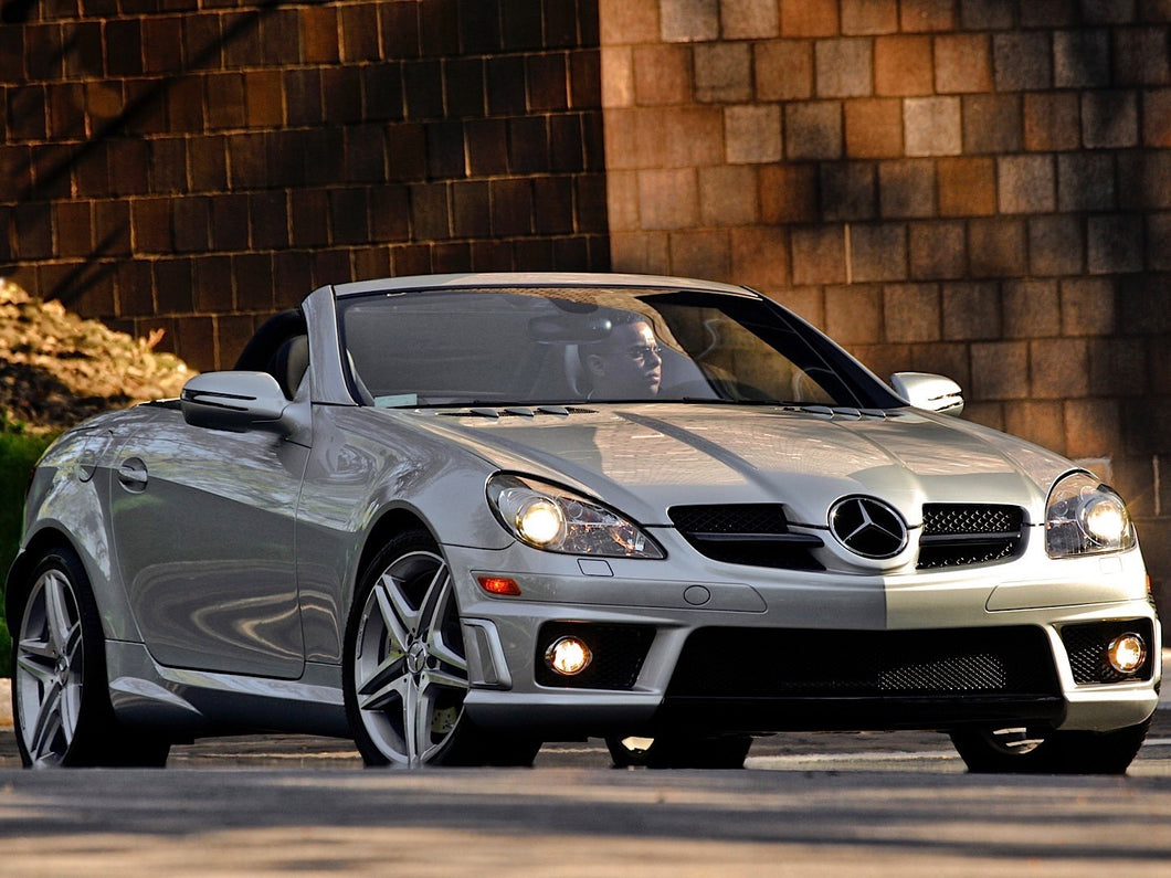 HyperFastCars Tune for Mercedes SLK 55 AMG 2011+