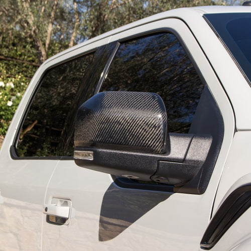 2017-8 Ford Raptor Carbon Fiber Mirror Covers