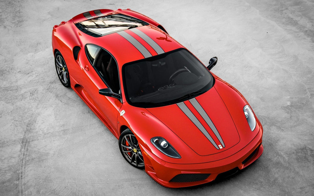 HyperFastCars Tune for Ferrari F430 Scuderia