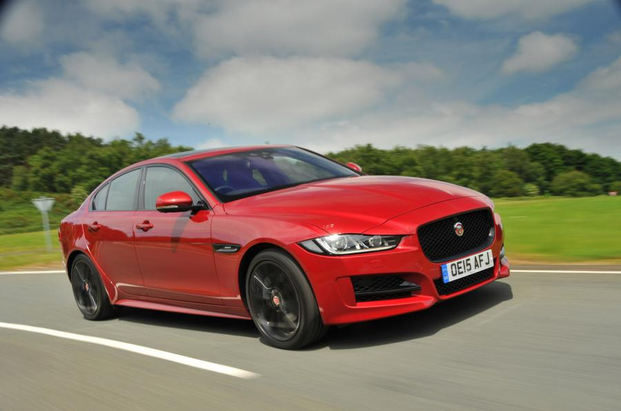 HyperFastCars Tune for Jaguar XE 3.0