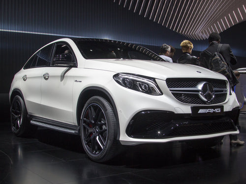 HyperFastCars Tune for Mercedes GLE 63 AMG 2015-